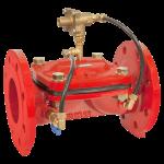 Hydraulic Remote Controlled Valve شیر هیدرولیکی قطع و وصل جریان امکان باز و بسته کردن آن از فواصل دور یا با کمک لوله های هیدرولیکی و آب فراهم است.